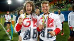 Team GB rugby sevens players