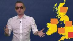 Matt the weather man