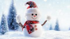 Will it snow this weekend or in the run up to Christmas? Will we have a white Christmas. Weather presenter Simon King has the answer.