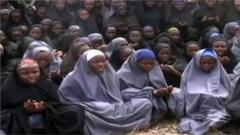 276 schoolgirls were taken from a school in Chibok, Nigeria in 2014
