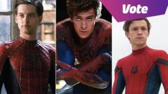 Tobey Maguire, Andrew Garfield, and Tom Holland have all played Spider-Man on the big screen