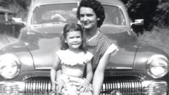 Gail and her mother, Alvera