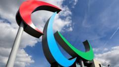 Paralympic agitos
