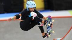 Sky-brown-skateboarding.