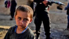 child-stares-as-man-holds-gun-behind-them