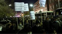 Yerevan protests