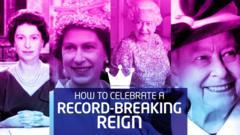 Queen's longest rein