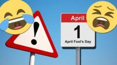 April fools emoji