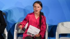 Greta at the UN