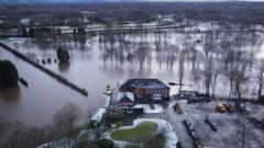 Flooding-Didsbury