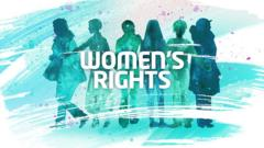 Rights are something we all expect these days, but they didn't come easy. Especially not for women...