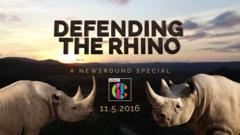 Defending the Rhino trailer image