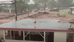 Hawaii flooding