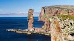 Old Man of Hoy, Orkney Islands