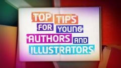 Top tips for authors