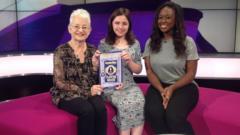 Jacqueline Wilson, Emily and Ayshah