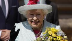 Queen-attended-easter-sunday-service-2019