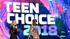 Teen Choice Awards presenters