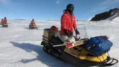 skiddo antarctica