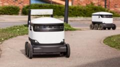 Delivery-robots-in-Milton-Keynes