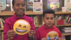 Kids tell us what makes them happy
