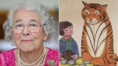 Judith Kerr/Tiger image