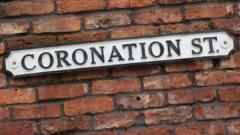 Coronaion Street sign