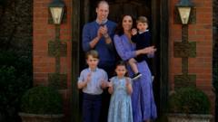 The-duke-and-duchess-of-cambridge-with-children