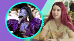 Ariana Grande fan tells Newsround's Hayley how she lost money buying tickets for a concert.