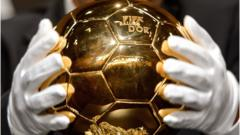 The Ballon d'Or award