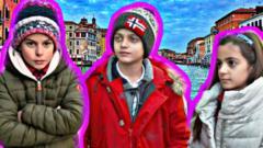Venice-kids.