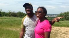 Ayshah and Rob