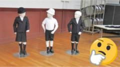Armani uniform