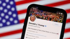 Donald Trump's Twitter