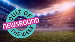 Newsround quiz of the week