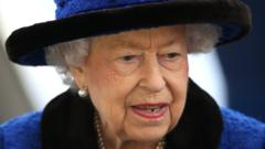 The Queen, pictured at Ascot on 16 October