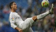 Ronaldo overhead kick