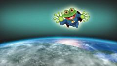 space gecko