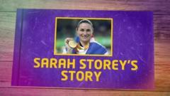 Sarah Storey's story