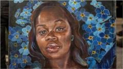 Artwork of Breonna Taylor