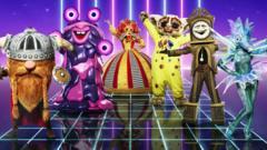 Masked singer contestants