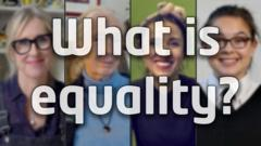 Women who spoke about equality