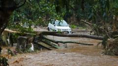 flooding in Kerala.