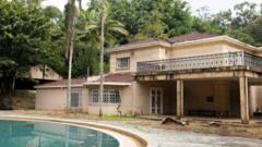Art Deco mansion