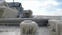 Icicle house