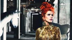 Paloma Faith, joins Boy George as a judge on The Voice after Sir Tom Jones and Rita Ora leave