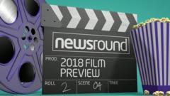 Newsround film preview logo