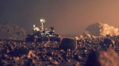 rover-on-mars