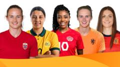 5 nominees for 2021 BBC Women's Footballer of the Year