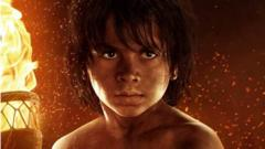 Mowgli from The Jungle Book